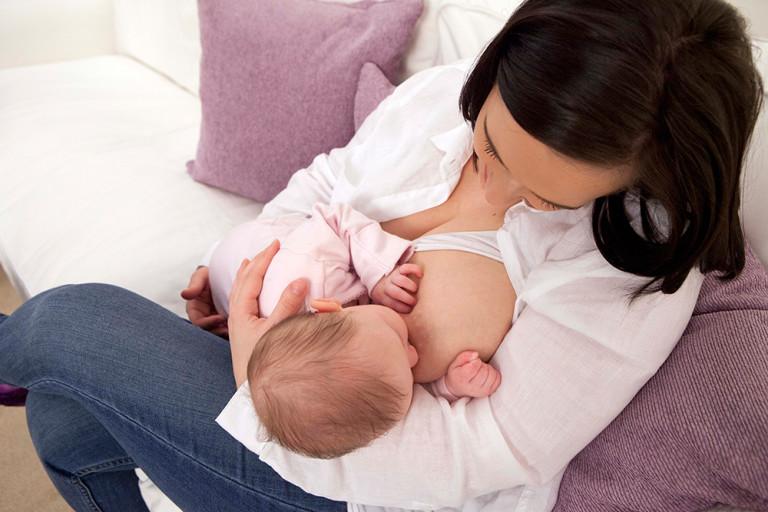 Jedálniček dojčiacej matky
