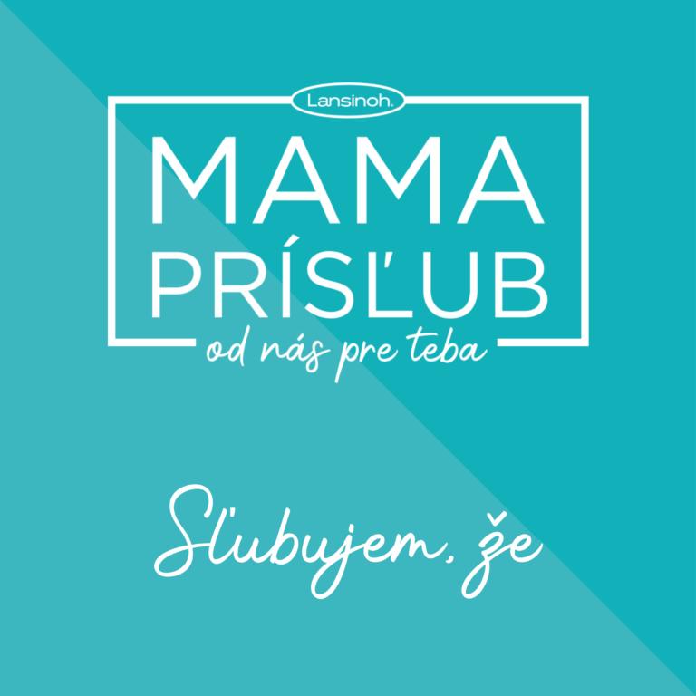Kampaň MAMA PŘÍSLIB